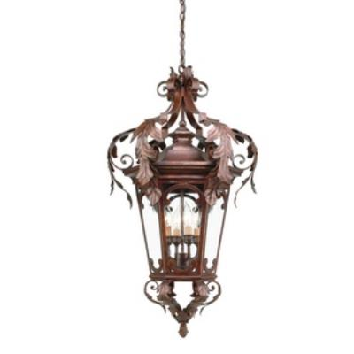 Corbett Lighting 34-93 REGENCY 4LT HANGING LANTERN