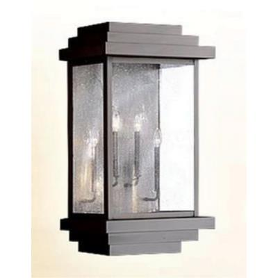 Corbett Lighting 3445-1-02 La Jolla - Four Light Outdoor Wall Lantern