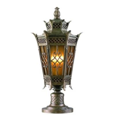 Corbett Lighting 58-82 AVIGNON 3LT POST LANTERN