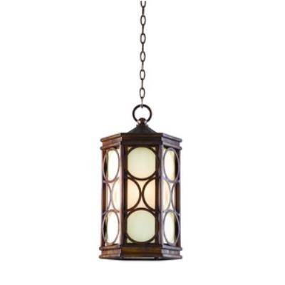 Corbett Lighting 61-92 Holmby Hills - Four Light Outdoor Hanging Lantern