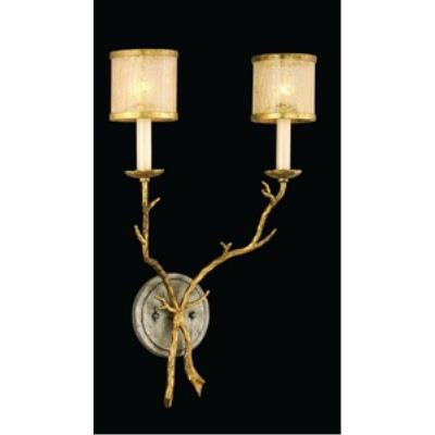 Corbett Lighting 66-12 PARC ROYALE 2LT SCONCE