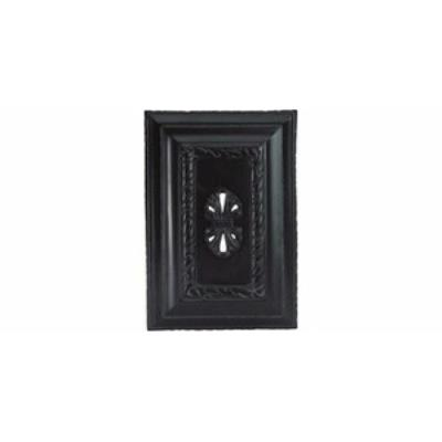 Craftmade Lighting CH1201W Hand Carved Rectangle Chime