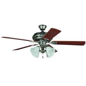 "Grandeur - 52"" Ceiling Fan With Light Kit"
