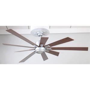 "Katana - 72"" Ceiling Fan with Light Kit"