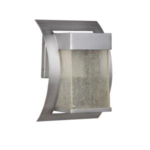 """Ontario - 12"""" 8W 1 LED Small Wall Sconce"""