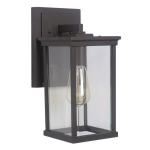 Riviera III - One Light Medium Outdoor Wall Lantern