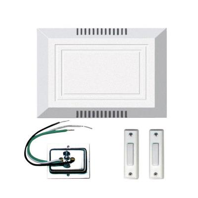 Craftmade Lighting C102L Two Buttons Chime Kit