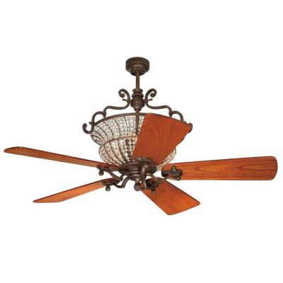 "Craftmade Lighting CR52PR Cortana - 52"" Fan"