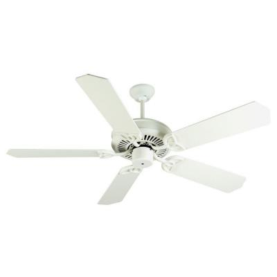 "Craftmade Lighting CXL52AW CXL 52"" Ceiling Fan"