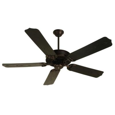 "Craftmade Lighting K10173 Porch - 52"" Ceiling Fan"