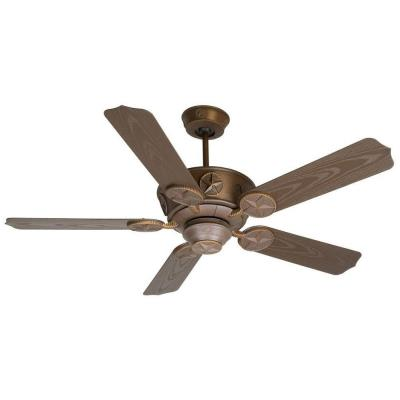 "Craftmade Lighting K10512 Chaparral - 52"" Ceiling Fan"