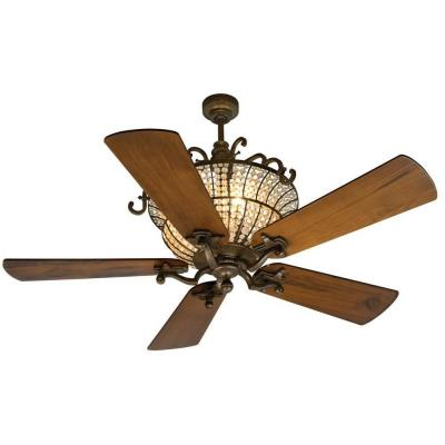 "Craftmade Lighting K10660 Cortana - 54"" Ceiling Fan"