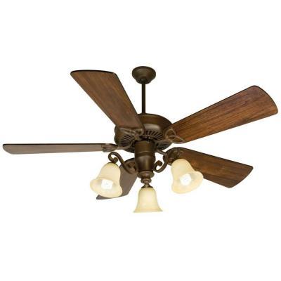 "Craftmade Lighting K10674 CXL - 54"" Ceiling Fan"