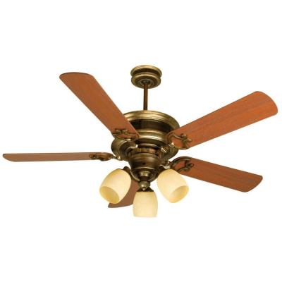 "Craftmade Lighting K10782 Woodward - 52"" Ceiling Fan"