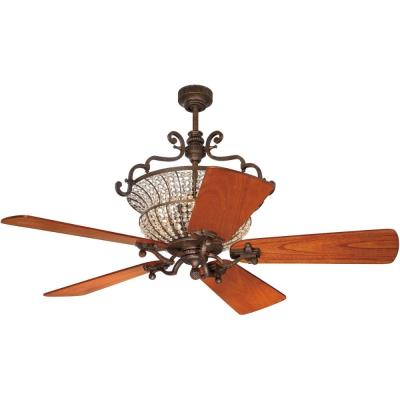 "Craftmade Lighting K10880 Cortana - 54"" Ceiling Fan"