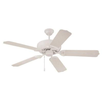 "Craftmade Lighting LW52W Leeward - 52"" Outdoor Ceiling Fan"