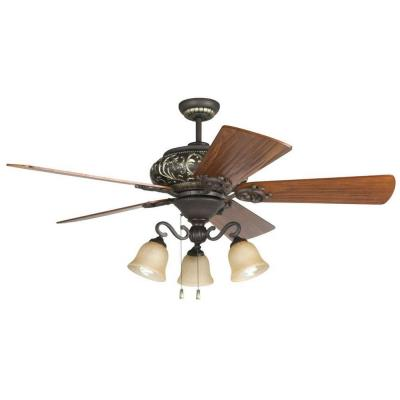 "Craftmade Lighting OA52AGVM Ophelia - 52"" Ceiling Fan"