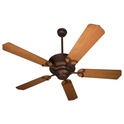 "Craftmade Lighting RT52AG Riata - 52"" Ceiling Fan"