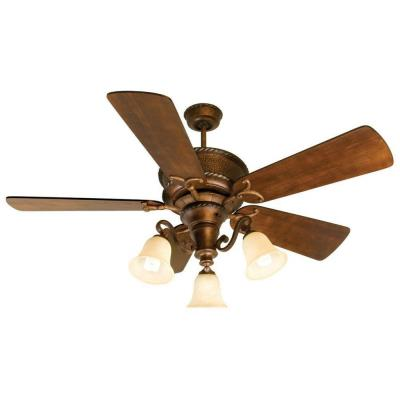 "Craftmade Lighting RT52BU Riata - 52"" Ceiling Fan"