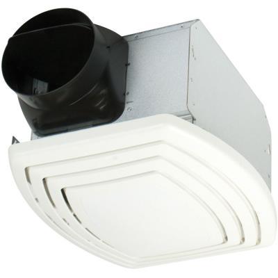 "Craftmade Lighting TFV110S 14.75"" Decorative Bathroom Exhaust Fan"