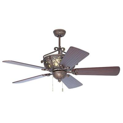 "Craftmade Lighting TO52PR Toscona - 52"" Ceiling Fan"