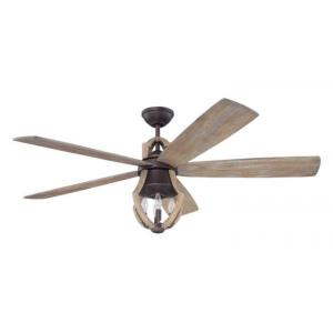 "Winton - 56"" Ceiling Fan with Light Kit"