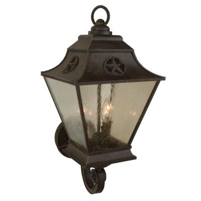 Craftmade Lighting Z1410 Chaparral - Three Light Wall Sconce