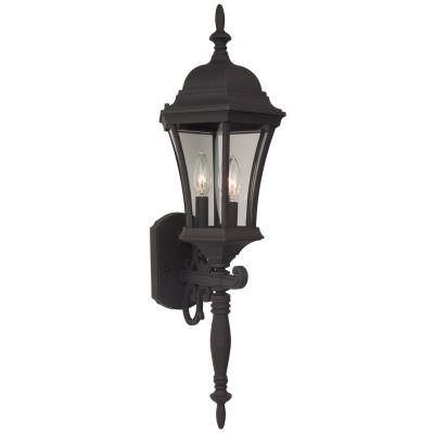 Craftmade Lighting Z340 Three Light Outdoor Wall Sconce