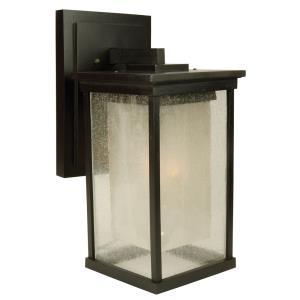 Riviera - One Light Outdoor Wall Lantern