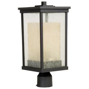Riviera - One Light Large Outdoor Post Mount