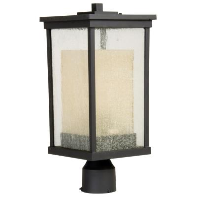 Craftmade Lighting Z3725 Riviera - One Light Outdoor Post Lantern