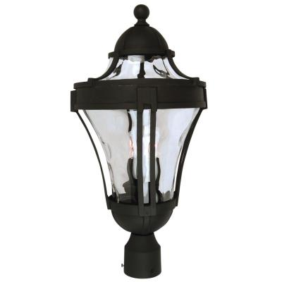 Craftmade Lighting Z4225 Parish - Three Light Outdoor Large Post Mount