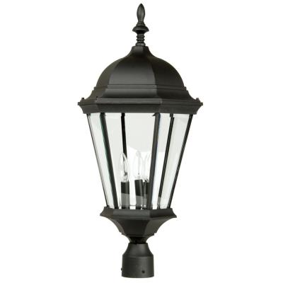Craftmade Lighting Z555 Three Light Post Lamp