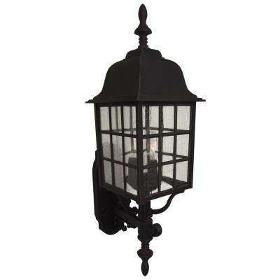 Craftmade Lighting Z574 Grid Cage - Three Light Outdoor Large Wall Bracket