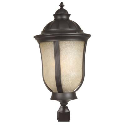 Craftmade Lighting Z6115-92-NRG Frances II - One Light Outdoor Post Mount