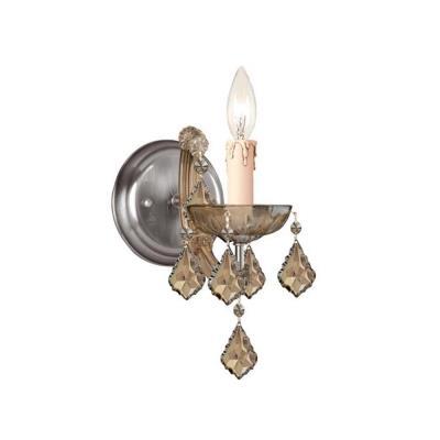 Crystorama Lighting 4471 Maria Theresa - One Light Wall Sconce