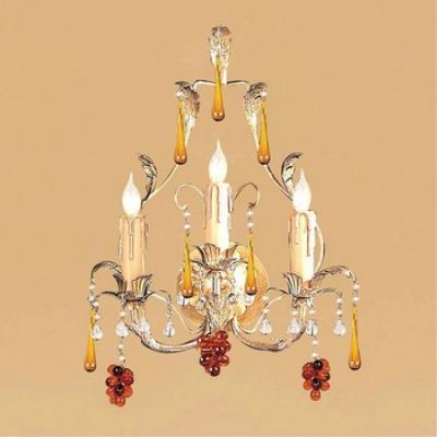 Crystorama Lighting 4603 Ritz Wall Sconce
