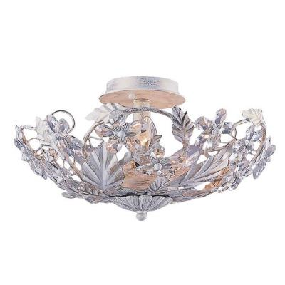 Crystorama Lighting 5316 Abbie - Six Light Ceiling Mount