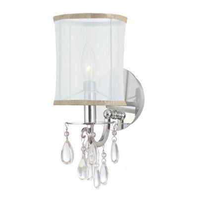 Crystorama Lighting 5621 Hampton - One Light Wall Sconce
