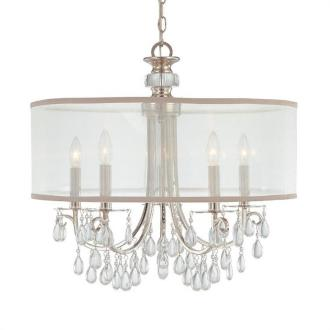 Crystorama Lighting 5625 Hampton - Five Light Chandelier