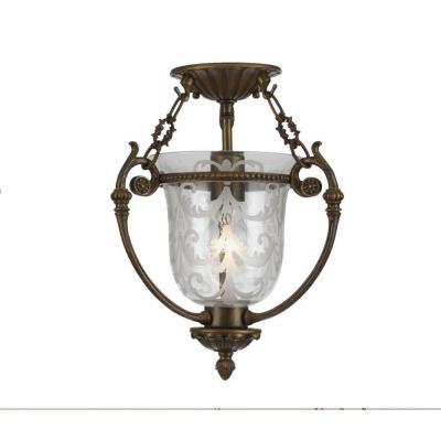 Crystorama Lighting 5771 Camden - One Light Pendant