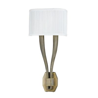 Crystorama Lighting 582 Sterling - Two Light Wall Sconce