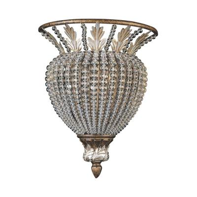 Crystorama Lighting 6721 Roosevelt - One Light Sconce