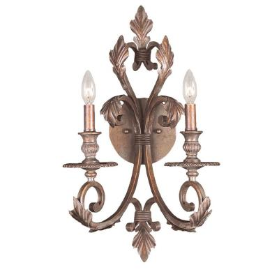 Crystorama Lighting 6912 Royal - Two Light Sconce