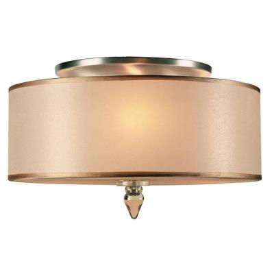 Crystorama Lighting 9503 Luxo - Three Light Ceiling Mount