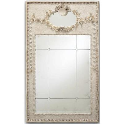"Currey and Company 2004 Devereux - 34"" Mirror"