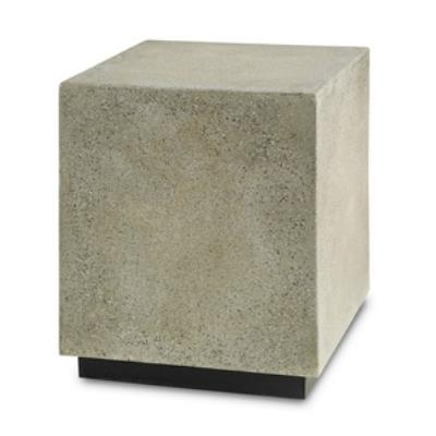 "Currey and Company 2018 Goodstone - 22"" Occasional Table"