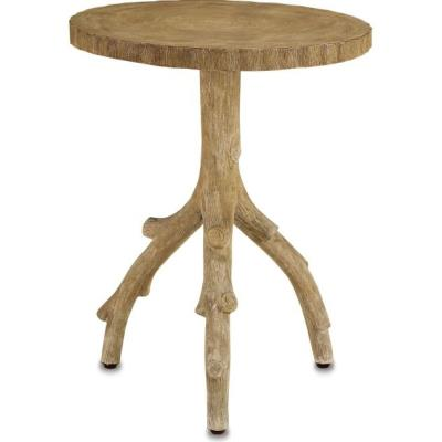 "Currey and Company 2384 Redgrove - 22"" Table"