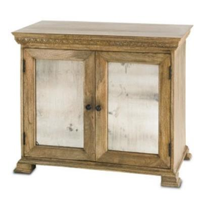 """Currey and Company 3163 Ellis Buffet - 35"""" Small Cabinet"""
