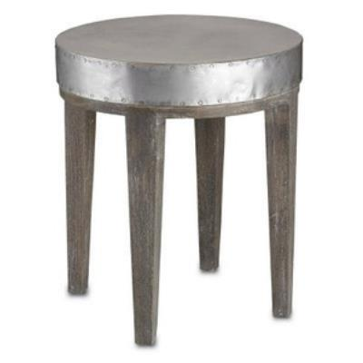"Currey and Company 3166 Wren - 18"" Table"